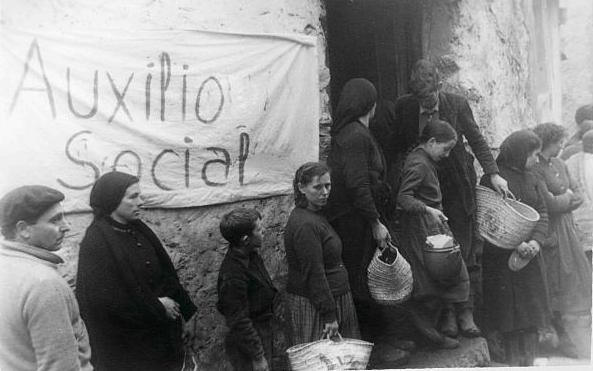 gasogeno posguerra:
